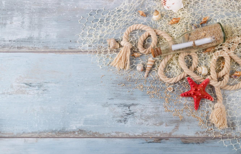 Обои Seashells, sand, Marine, жемчужина, perl, still life, Звезда, starfish, wood, ракушки. Разное foto 14