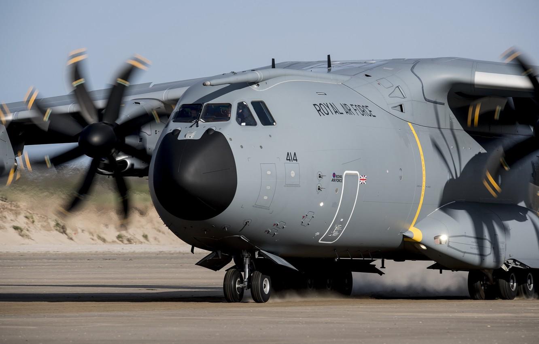 Обои military, airbus, transport, aircraft. Авиация foto 6
