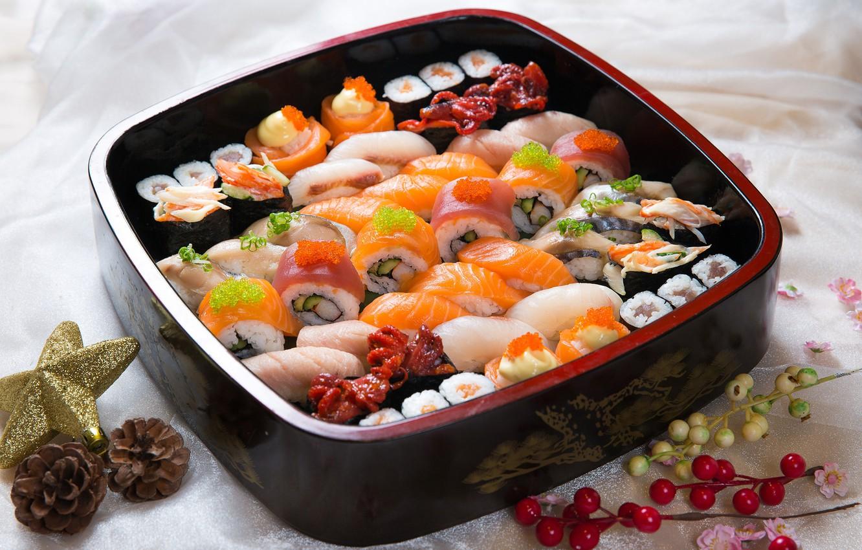 рыба икра морепродукты