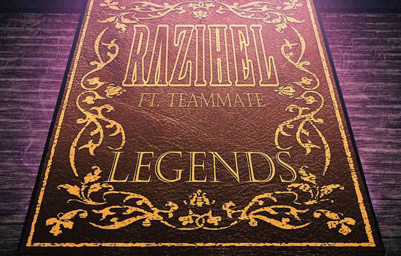 Фото обои Music, Legends, Cover, Monstercat, Razihel, TeamMate