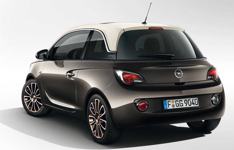 Фото обои Opel, Adam, хэтчбеб