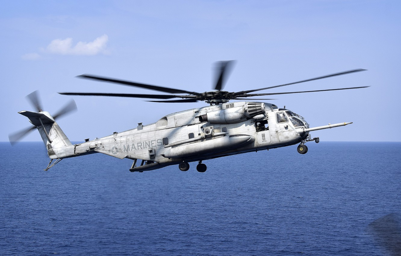 Обои stallion, helicopter, 53e, ch. Авиация foto 14
