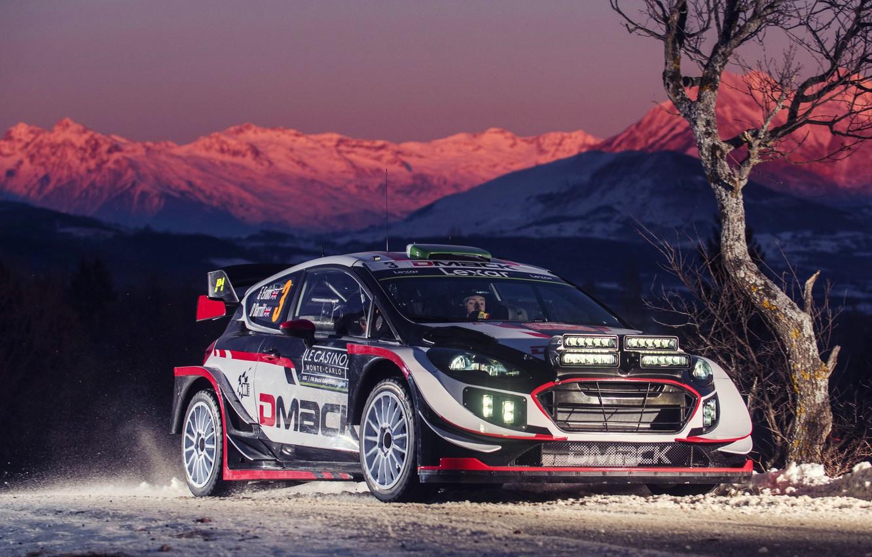 Фото обои Ford, Зима, Авто, Горы, Снег, Спорт, Машина, Форд, Гонка, Автомобиль, WRC, Rally, Ралли, Fiesta, Фиеста, ...