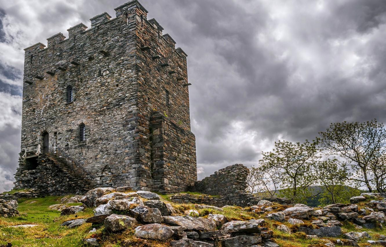 Крепость каменная картинки
