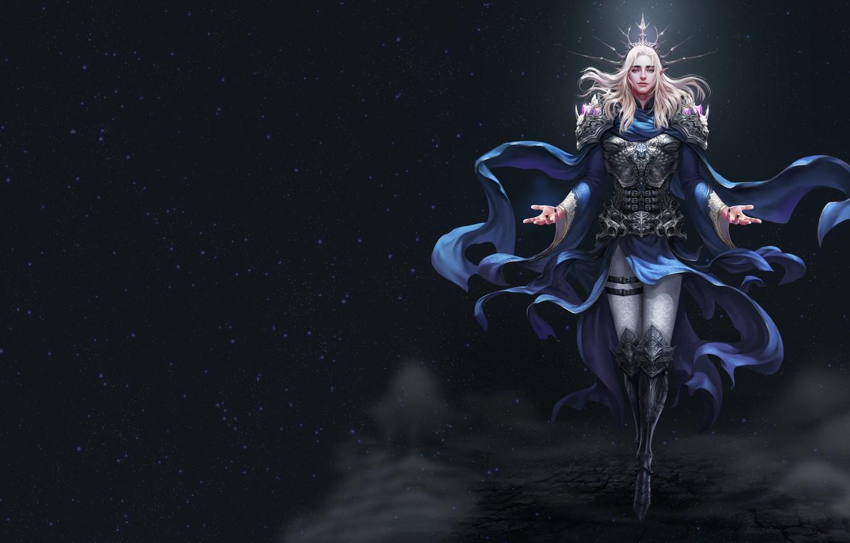 Фото обои игра, арт, fantasy, MMORPG, korea, League of Angels, 태섭 신, League of Angels II