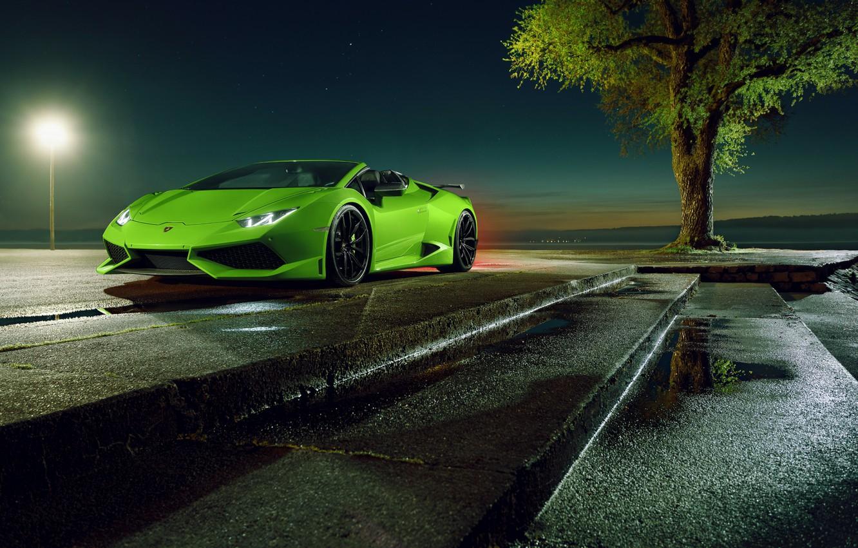 Обои spyder, Lamborghini, torado, novitec. Автомобили foto 9