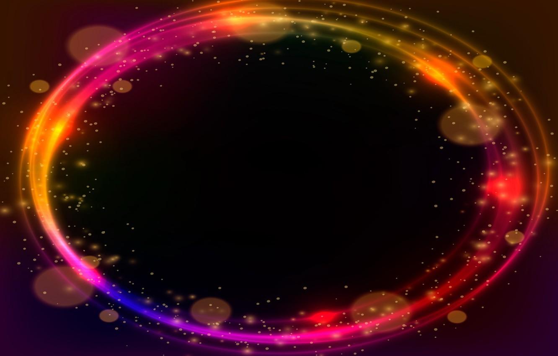 Фото обои colorful, abstract, background, neon, glittering