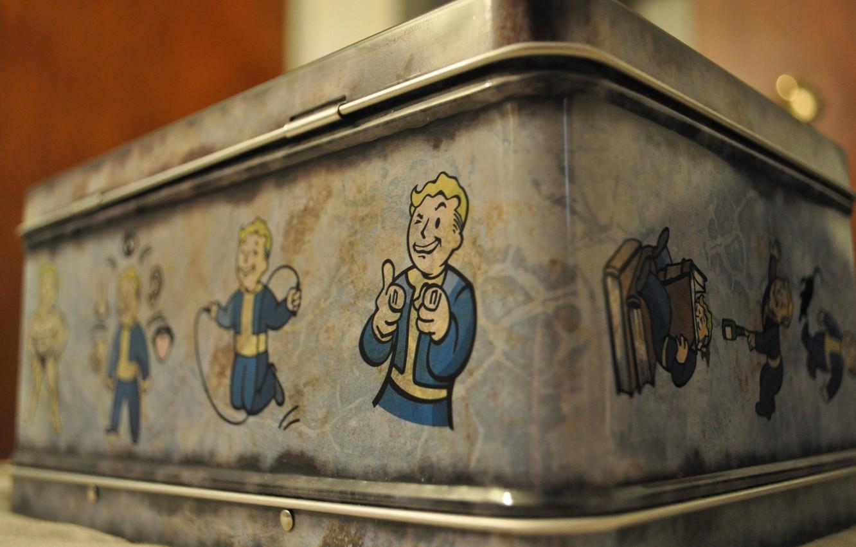 Обои fallout, boy, case, vault. Разное foto 6