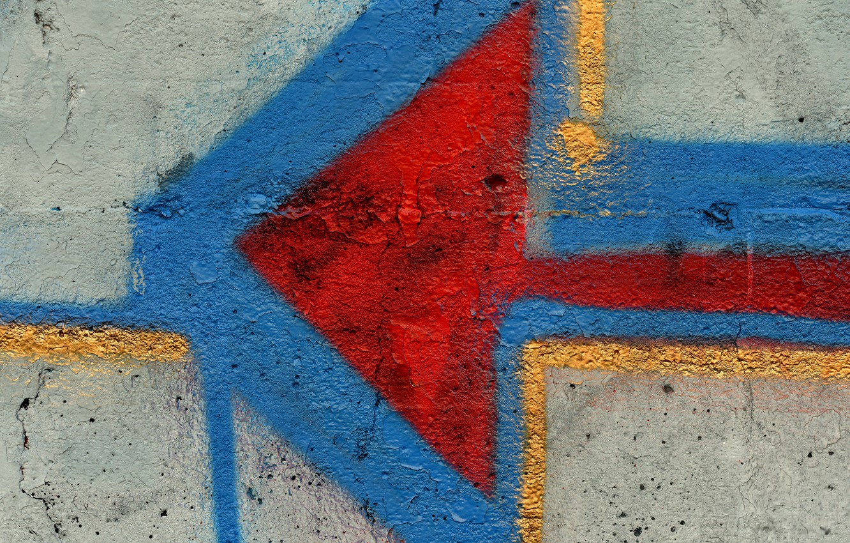 Фото обои стена, знак, текстура