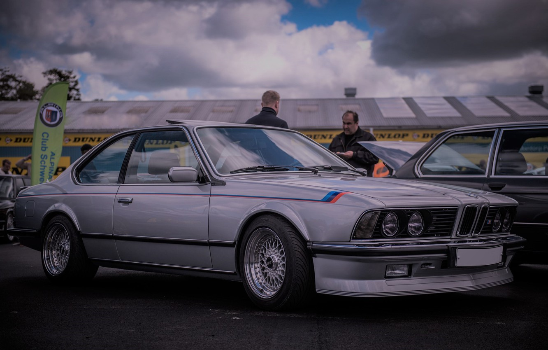 Фото обои BMW, auto, sweden, Alpina, M3, Alpina B9
