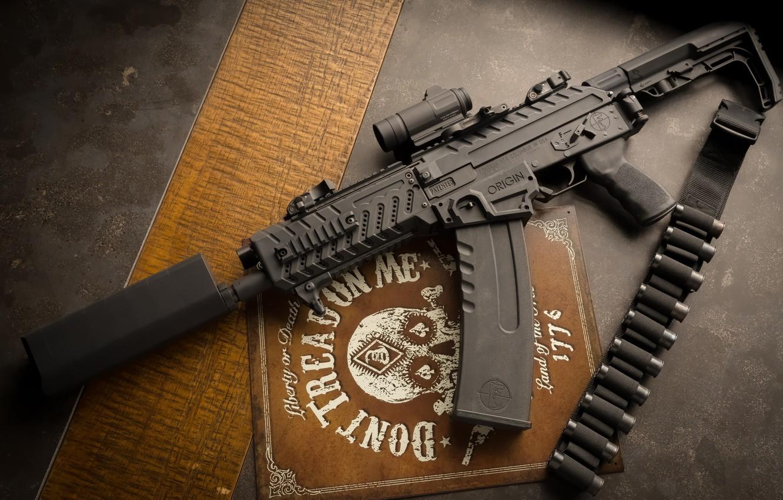 Фото обои оружие, дробовик, weapon, shotgun, Origin, Fostech Origin 12, SBV 12