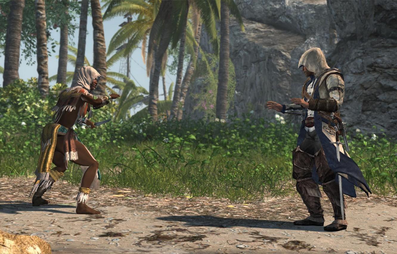 Фото обои Assassins Creed, Ubisoft, Assassins Creed IV Black Flag
