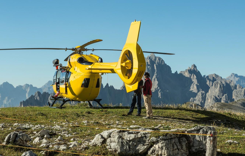 Обои Пейзаж, скалы, желтый, возвышенность, люди. Авиация foto 12