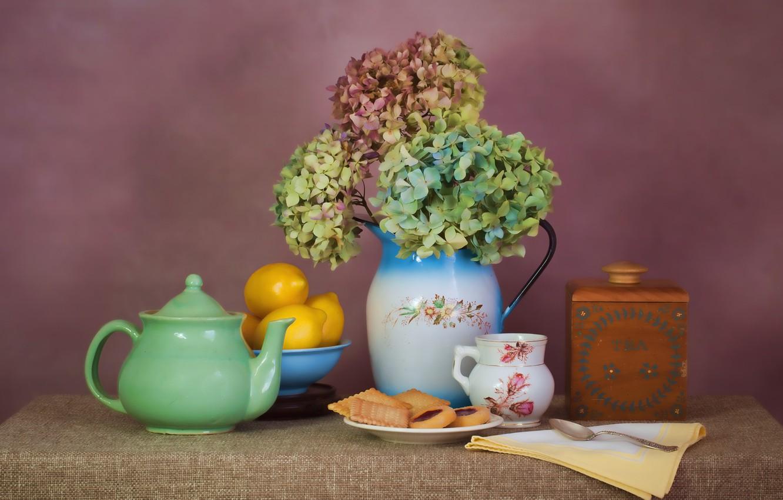 красивые фото чайных натюрмортов этом она