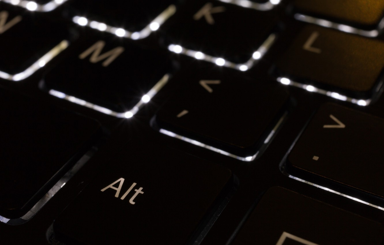 Обои Alt, Кнопка, клавиатура. Разное foto 10