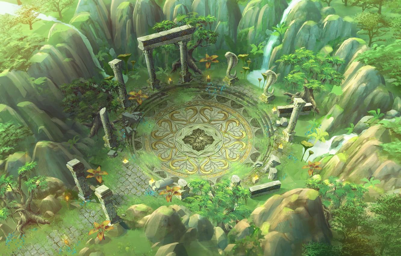 https://img4.goodfon.ru/wallpaper/nbig/f/c9/blade-concept-art-theme01-old-forest-yong-jin-lee-art-lokats.jpg