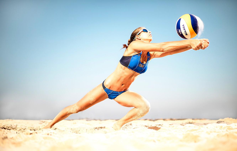 поделиться красивые картинки с волейболистками художника-иллюстратора для