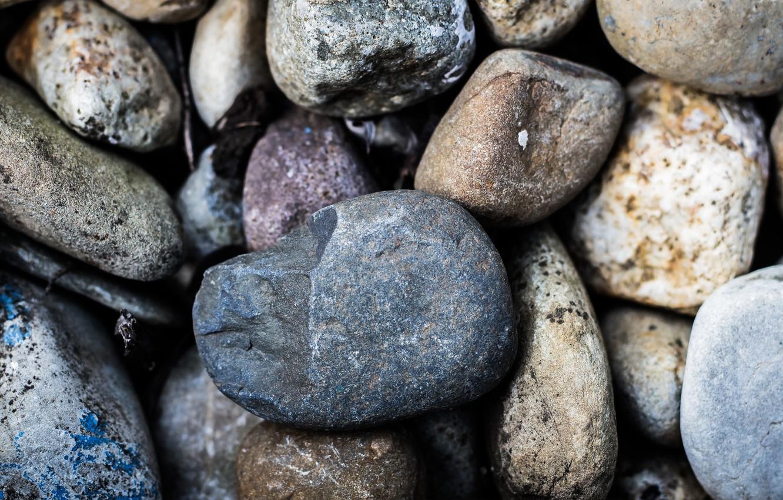 Фото обои макро, камни, серый, stones