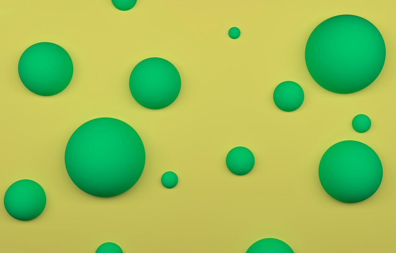 Обои шар, краски. Абстракции foto 16