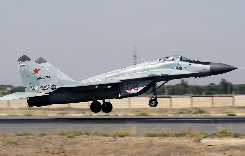 Обои Миг-29а, многоцелевой, истребитель, fulcrum. Авиация foto 17
