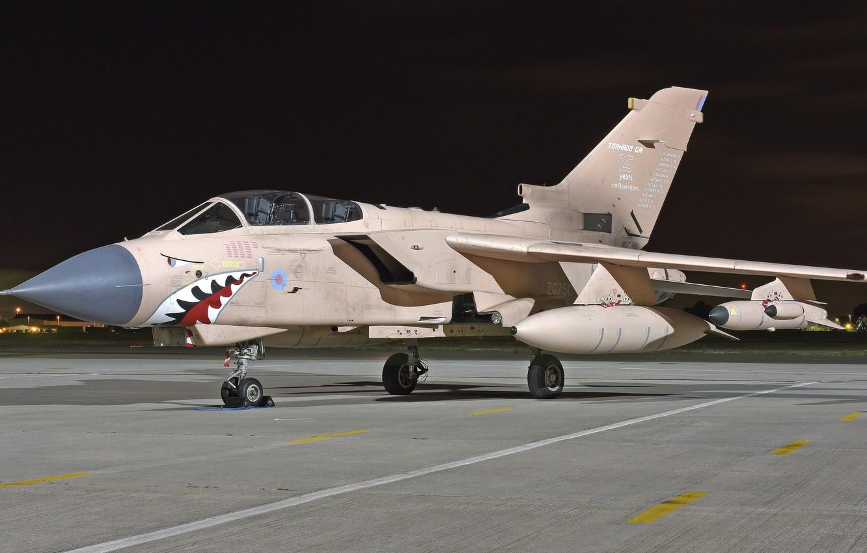 Обои боевой самолет, ночь, освещение, свет, крылатая машина. Авиация foto 9