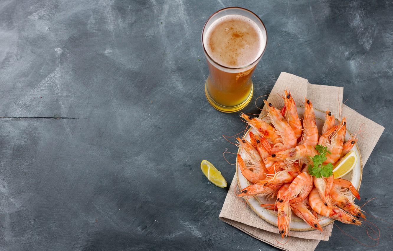 Морепродукты к пиву фото