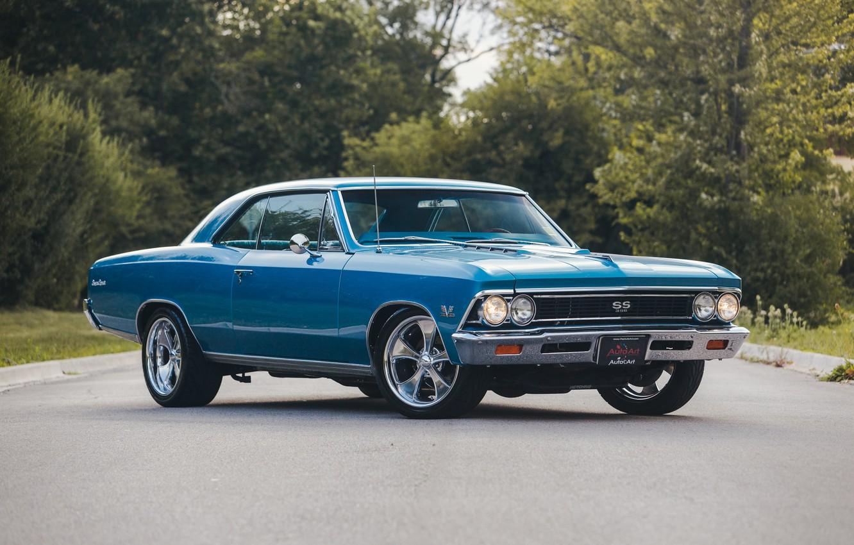 Фото обои Chevrolet, Chevelle, Malibu