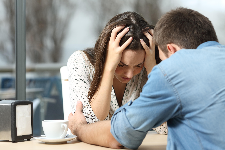 вернуть доверие мужа после ссоры