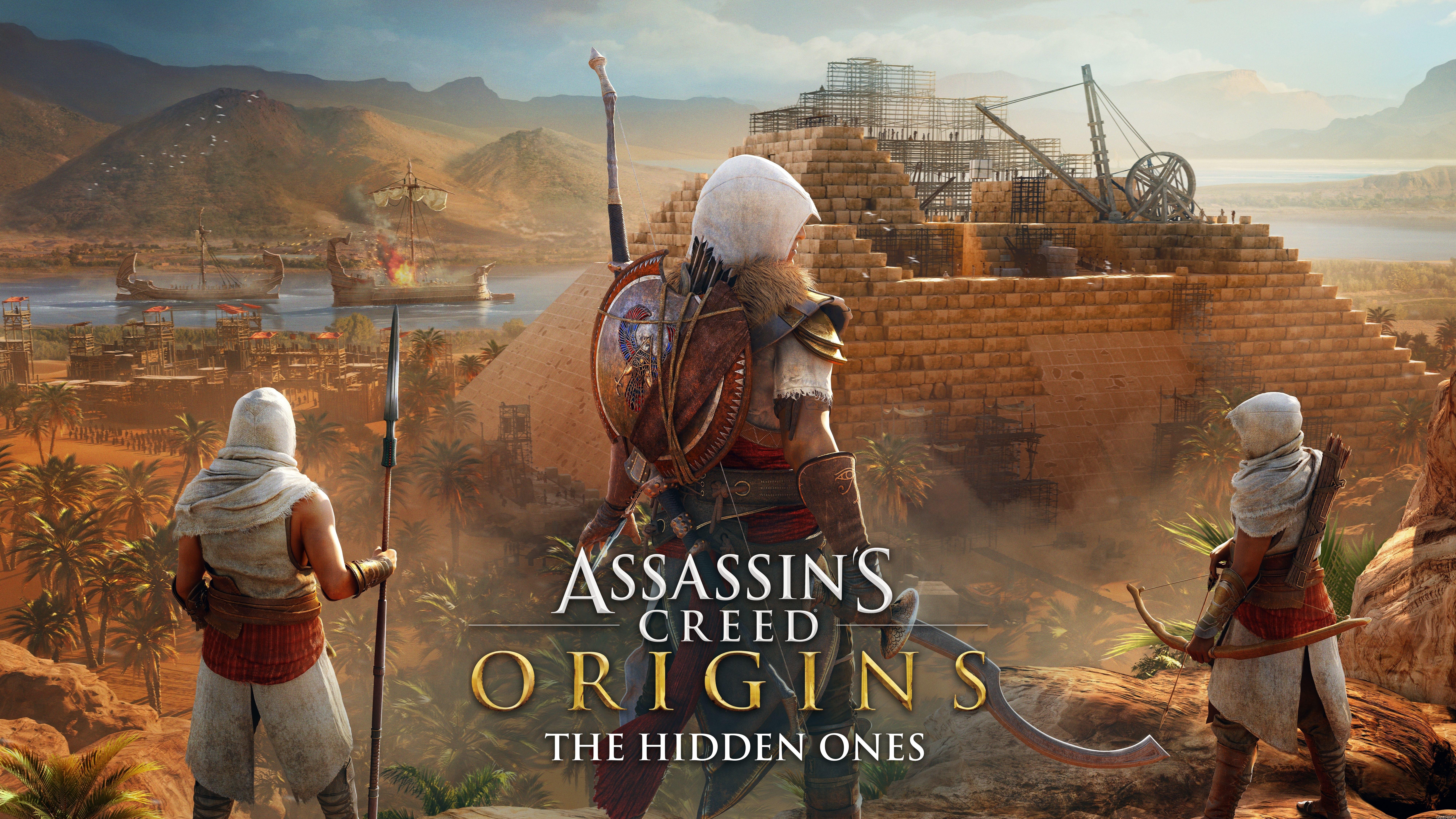 hard back assassins creed orig - HD3840×2160