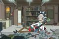 Картинка сериал, Rick and Morty, Рик и Морти, Рик, plays, Rick, cartoon series, TV series, Мультфильм, ...