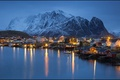 Картинка Норвегия, Norway, Arctic, Lofoten