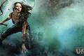 Картинка girl, tatoo, brunette, book, supernatural, hunter, The Mortal Instruments, The Mortal Instruments: City of Bones, ...