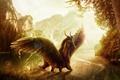 Картинка природа, лошадь, крылья, фэнтези, by Ladyperfume