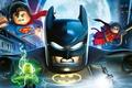 Картинка Kal-El, The Lego Batman Movie, mask, Robin, animated movie, bat, Bruce Wayne, film, animated film, ...