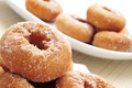 Картинка пончики, выпечка, макро