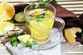 Картинка Мята, Чай, Лимон, Напиток