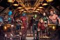 Картинка cinema, film, baby Groot, Mantis, Nebula, Rocket, Drax, movie, Guardians of the Galaxy Vol. 2, ...