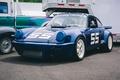 Картинка спортивная, Porsche 911, передок