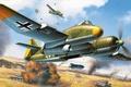 Картинка tactical bomber, Штурмовик, Blohm & Voss, P.194