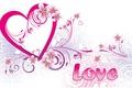 Картинка сердце, открытка, любовь, вектор, День Святого Валентина
