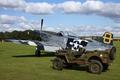 Картинка P-51 Mustang, истребитель, Willys MB, North American