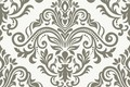 Картинка цветы, узор, vector, текстура, орнамент, with, винтаж, pattern, ornament, seamless, damask