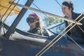 Картинка cinema, film, Asa Butterfield, Britt Robertson, girl, movie, airplane, The Space Between Us