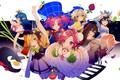 Картинка dress, anime, food, asian, manga, japanese, bishojo, seifuku, Pivix Fantay