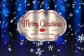 Картинка Фон, Праздник, Снег, Надпись, Минимализм, Зима, Новый год, Рождество, Снежинки