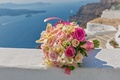 Картинка romantic, розы, бутоны, love, roses, wedding bouquet, flowers