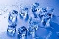 Картинка water, вода, ice cube, кубик льда