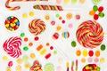 Картинка candy, леденцы, конфеты, colorful, sweet, lollipop, сладости