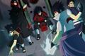 Картинка Naruto Shippuden, Sasuke, kekkei genkai, Naruto, Obito, mangekyou sharingan, Tobi, oriental, doujutsu, evil, asiatic, asian, ...