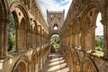 Картинка архитектура, руины, Jedburgh Abbey, Шотландия, аббатство